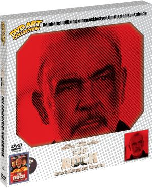 The Rock - Fels der Entscheidung, Art Collection (DVD) 1996