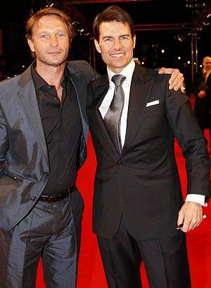 Tom Cruise und Thomas Kretschmann
