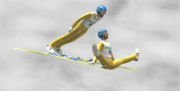 Ski Jumping Pairs - Olympia, wir kommen! (quer) 2006