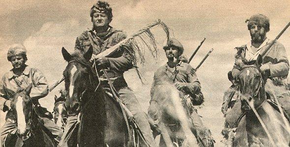 """Die Schlacht von """"Alamo"""""""