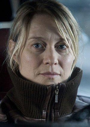 "Trine Dyrholm in ""Kleiner Soldat"""