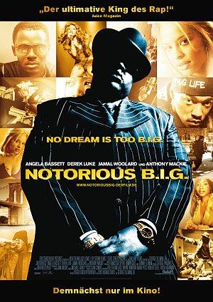 Filmplakat zu Notorious B.I.G.
