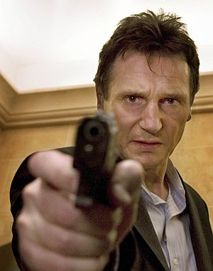 """Harter Brocken: Liam Neeson in """"96 Hours"""""""
