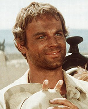 """Terence Hill in """"Mein Name ist Nobody"""""""