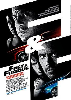 Filmplakat zu Fast & Furious - Neues Modell. Originalteile.