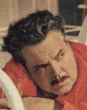 Orson Welles in Die Wurzeln des Himmels