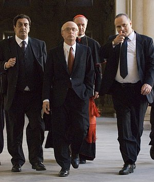 """Eine Szene aus dem italienischen Parlament: """"Il Divo"""""""