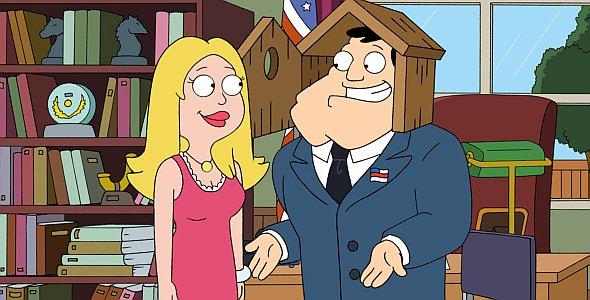 American Dad - Staffel 3