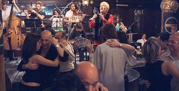 Der letzte Applaus - Ein Leben für den Tango