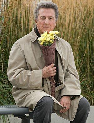 Dustin Hoffman als liebestrunkener Mann