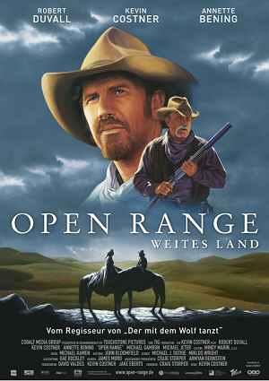 Filmplakat zu Open Range - Weites Land