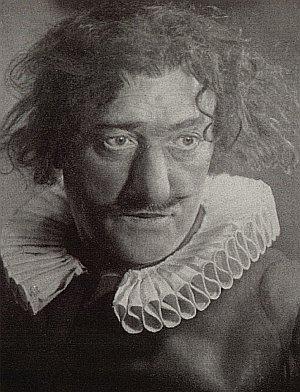 Werner Krauß als Cyrano de Bergerac