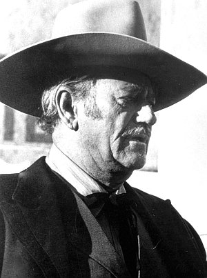 Western-Held und konservativ: John Wayne