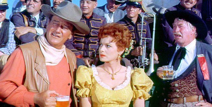 McLintock - Ein liebenswertes Raubein! (1963)