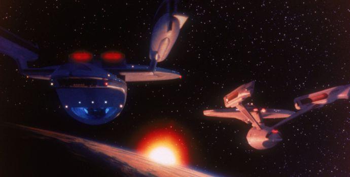 Star Trek VI - Das unentdeckte Land (quer) 1991