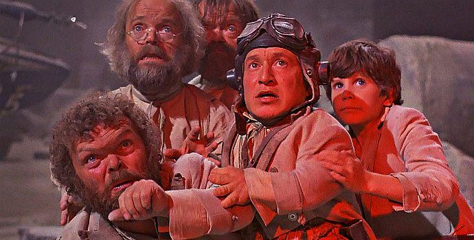 Time Bandits (quer) 1981