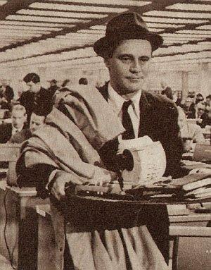 Jack Lemmon als Angestellter