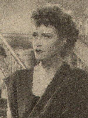 Sybille Schmitz als Jüdin Nelly Dreifuß