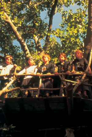 Szene aus: Die wilden Kerle