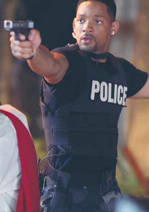 Will Smith in: Bad Boys 2