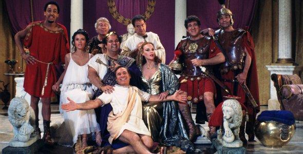 Mel Brooks verrückte Geschichte der Welt