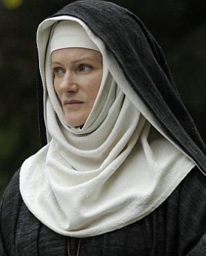 Barbara Sukowa als Nonne Hildegard von Bingen