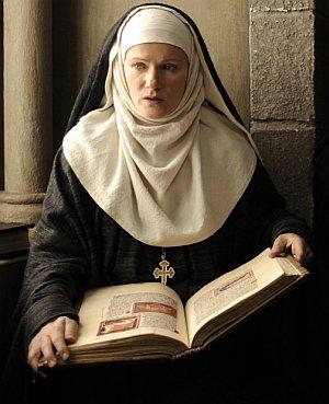 """Barbara Sukowa in """"Vision - Aus dem Leben der Hildegard von Bingen"""""""