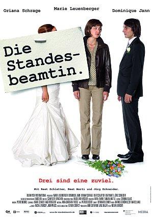 Die Standesbeamtin - Drei sind eine zuviel (Kino) 2009