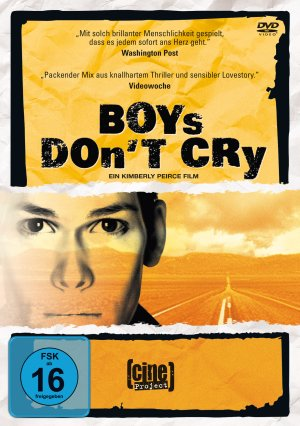 Boys Don't Cry (Cine Project)