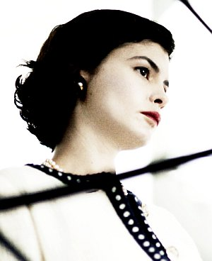 Audrey Tautou als Coco Chanel