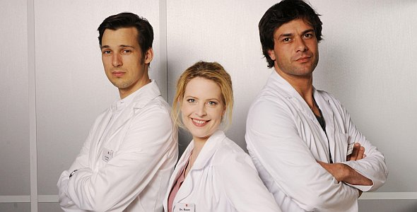 Doctor's Diary - Männer sind die beste Medizin (quer) 2008