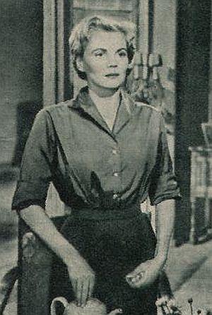 Annemarie Hinz als Hildegard Klee