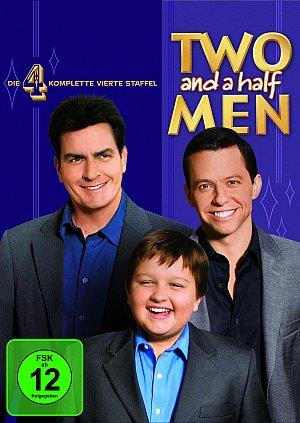 Two and a Half Men: Mein cooler Onkel Charlie - Die komplette vierte Staffel