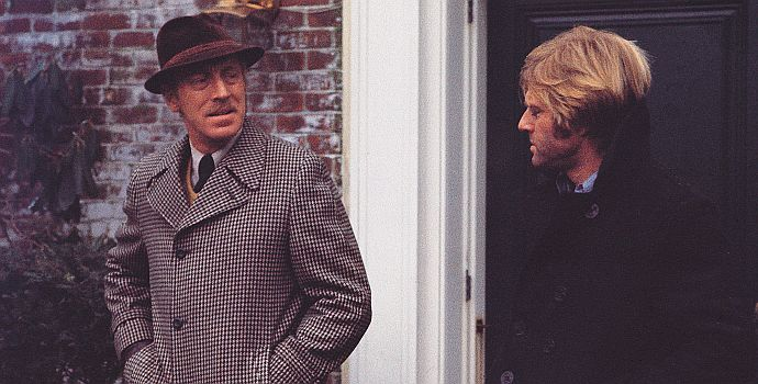 Die drei Tage des Condor, 3 Days of the Condor (querG) 1975