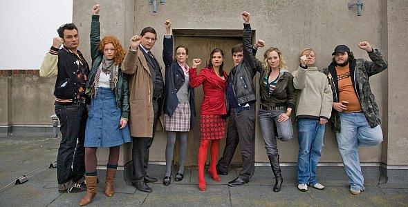 Résiste! - Aufstand der Praktikanten (quer) 2009