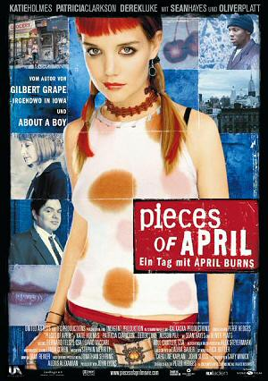 Pieces of April - Ein Tag mit April Burns (Kino)
