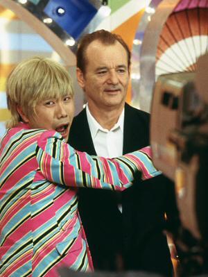Bill Murray fügt sich in japanische Gepflogenheiten