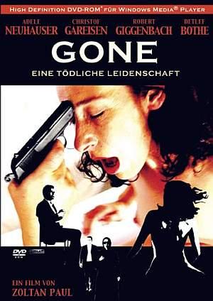 Filmplakat zu Gone - eine tödliche Leidenschaft