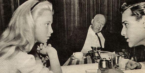 Revue, 10. Mai 1960, Nr.10, S. 2 Exodus, Jill Haworth, Sal Mineo (Quer)