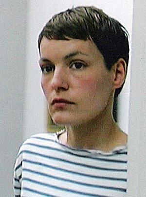 """Nicolette Krebitz in """"Mädchen am Sonntag"""""""