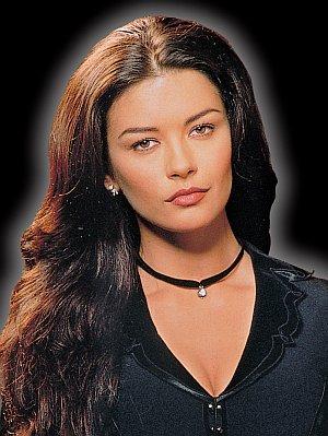 """Catherine Zeta-Jones in """"Maske des Zorro"""""""
