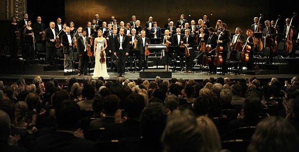 Das Konzert (quer) 2009
