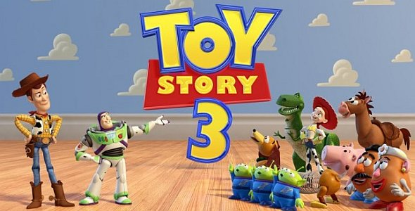 Toy Story 3 in Disney Digital 3D (quer) 2010