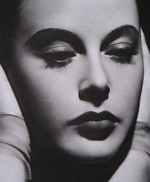 Verführerische Hedy Lamarr