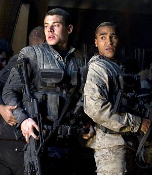 Szene aus: Stargate Universe