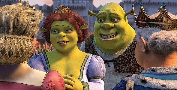 Shrek 2 - Der tollkühne Held kehrt zurück (quer)