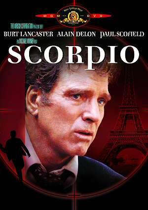 Scorpio, der Killer (DVD)