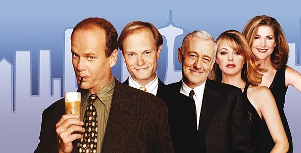 Frasier - Die vierte Season (quer) 1993