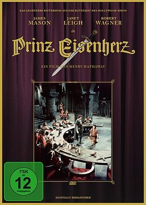 Filmplakat zu Prinz Eisenherz