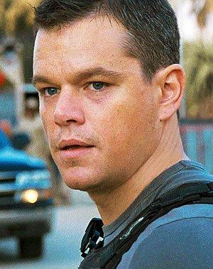 "Matt Damon in ""Green Zone"""